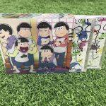 【おそ松さん】かくれエピソードCD「松野家のわちゃっとした感じ」 のメーカー特典・描き下ろし収納BOXの絵柄を公開