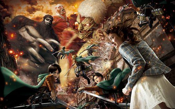 【進撃の巨人】美麗すぎるエルヴィンとリヴァイの「クロノイド」登場!USJで5月31日から拝める!
