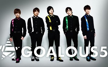 【GOALOUS5】sideM声優好きに朗報!!ダークヒーローがコンセプトの新たな声優ユニットが登場!!